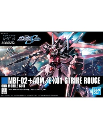 Gundam - HGCE 1/144 Strike Rouge
