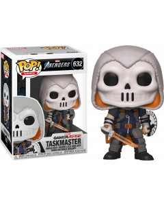 Marvel Gamerverse - Pop! Avengers - Taskmaster n°632