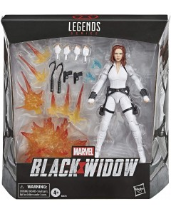 Marvel Legends - Figurine Black Widow deluxe (movie)