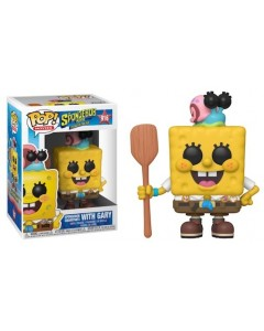 SpongeBob - Pop! Sponge on the Run- Spongebob with Patrick n°916
