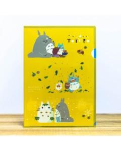 Mon Voisin Totoro - Chemise plastique A4 Saisons