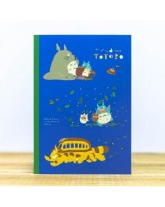Mon Voisin Totoro - Carnet format B5 Saisons