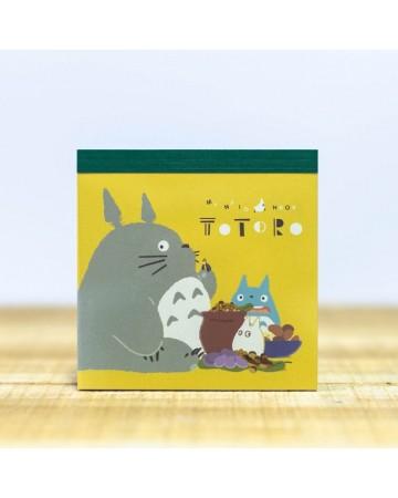 Mon Voisin Totoro - Calepin Saisons