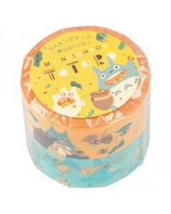 Mon Voisin Totoro - Set de 2 rouleaux masking tape Saisons