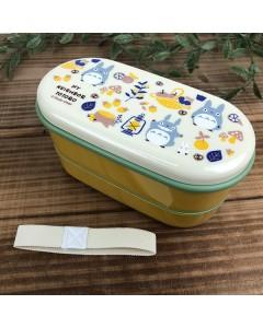 Mon voisin Totoro - Boîte à bento 2 parties Fruits et Légumes