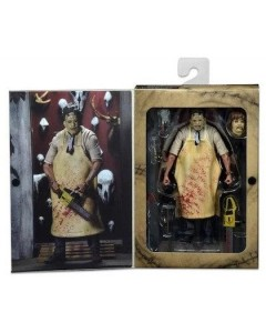 Texas Chainsaw Massacre - Figurine Retro 40th Anniversary Ultimate Leatherface