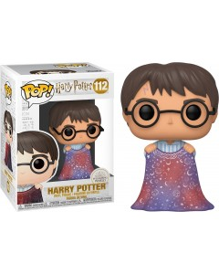 Harry Potter - Pop! - Harry with Invisibility Cloak n°112