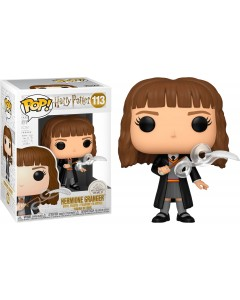 Harry Potter - Pop! - Hermione Granger with Feather n°113