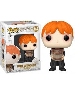 Harry Potter - Pop! - Ron Weasley Puking Slugs w/Bucke n°114