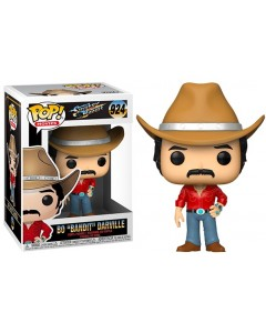 Smokey and the Bandit - Pop! - Bo Bandit Darville n°924