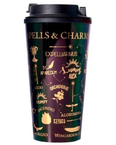 Harry Potter - Travel mug 450 ml Spells & Charms