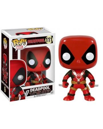 Marvel Pop! - Deadpool Two Swords BOITE ABIMEE