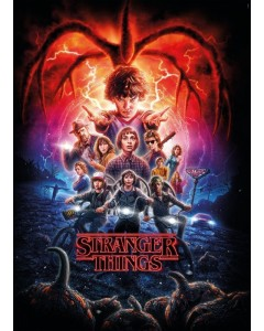 Stranger Things - Puzzle 1000 pièces Season 2
