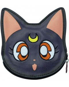 Sailor Moon - Porte-monnaie Luna & Artemis