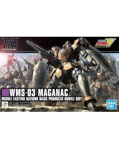 Gundam - HGAC 1/144 WMS-03 Maganac