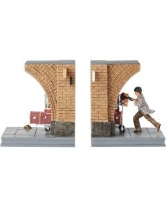 Harry Potter - Statue serre-livres Harry Platform 9 3/4