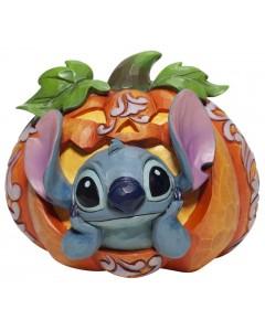 Disney - Traditions - Stitch in Jack-o-Lantern
