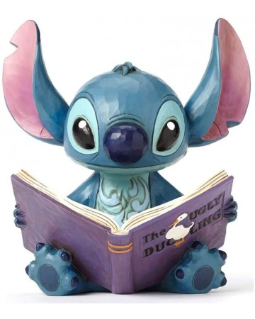 """Disney - Traditions - Stitch with Storybook """"Finding A Family"""""""