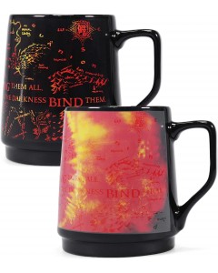 Lord of the Rings - Mug thermo-réactif Oeil de Sauron