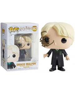 Harry Potter - Pop! - Draco Malfoy with Whip Spider n°117