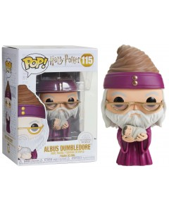 Harry Potter - Pop! - Albus Dumbledore with Baby Harry n°115