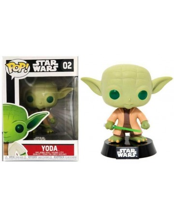 Star Wars - Pop! - Yoda