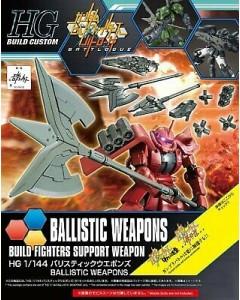 Gundam - HGBC Ballistic Weapons