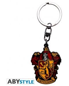 Harry Potter - Porte-clé métal Gryffindor