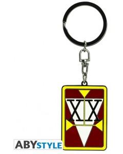Hunter x Hunter - Porte-clé métal Licence Hunter