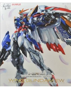 Gundam - Hi-Resolution Model Wing Gundam EW (1/100)