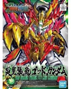 Gundam - SD Sangoku Soketsuden Yan Huang Zhang Fei God
