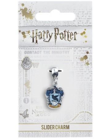 Harry Potter - Breloque plaqué argent Ravenclaw