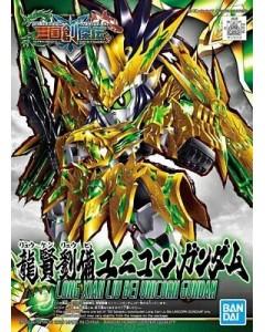 Gundam - SD Sangoku Soketsuden Long Xian Liu Bei Unicorn
