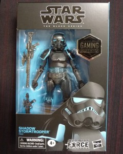 Star Wars - Black Series - Exclusive Shadow Stormtrooper (Force Unleashed)