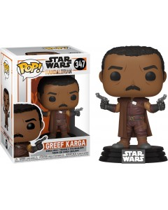 Star Wars : The Mandalorian - Pop! - Greef Karga n°347