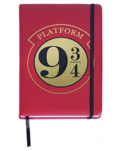 Harry Potter - Carnet A5 Platform 9 3/4