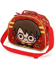 Harry Potter - Sac lunch Harry Chibi