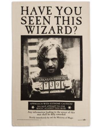 Harry Potter - Serviette torchon Sirius Black