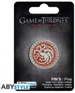 Game of Thrones - Pins Targaryen