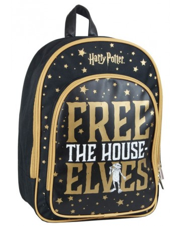 Harry Potter - Sac à dos Dobby Free the House Elves