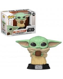 Star Wars : The Mandalorian - Pop! - The Child Cup (Baby Yoda) n°378