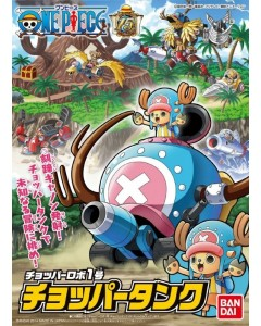 One Piece - Model Kit Chopper Robot 1 : Chopper Tank