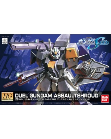 Gundam - HG 1/144 Duel Assaultshroud R02