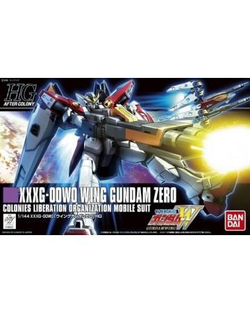 Gundam - HGAC 1/144 XXXG-00W0 Wing Gundam Zero