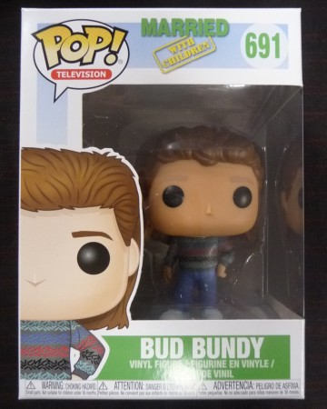 Married With Children - Pop! - Bud Bundy