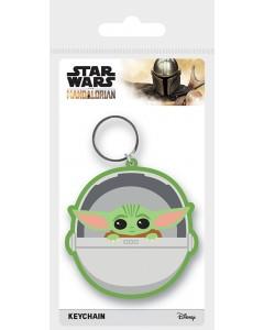 Star Wars : The Mandalorian - porte-clé PVC The Child (Baby Yoda)