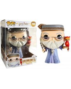 Harry Potter - Pop! - Dumbledore & Fawkes 25 cm n°110