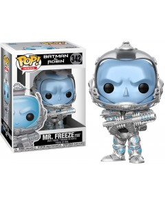 DC Comics - Pop! - Mr Freeze (Batman & Robin) n°342