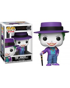DC Comics - Pop! - The Joker (Batman 1989) n°337