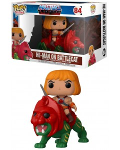 Masters of the Universe - Pop! Rides MOTU - He-Man on Battlecat n°84